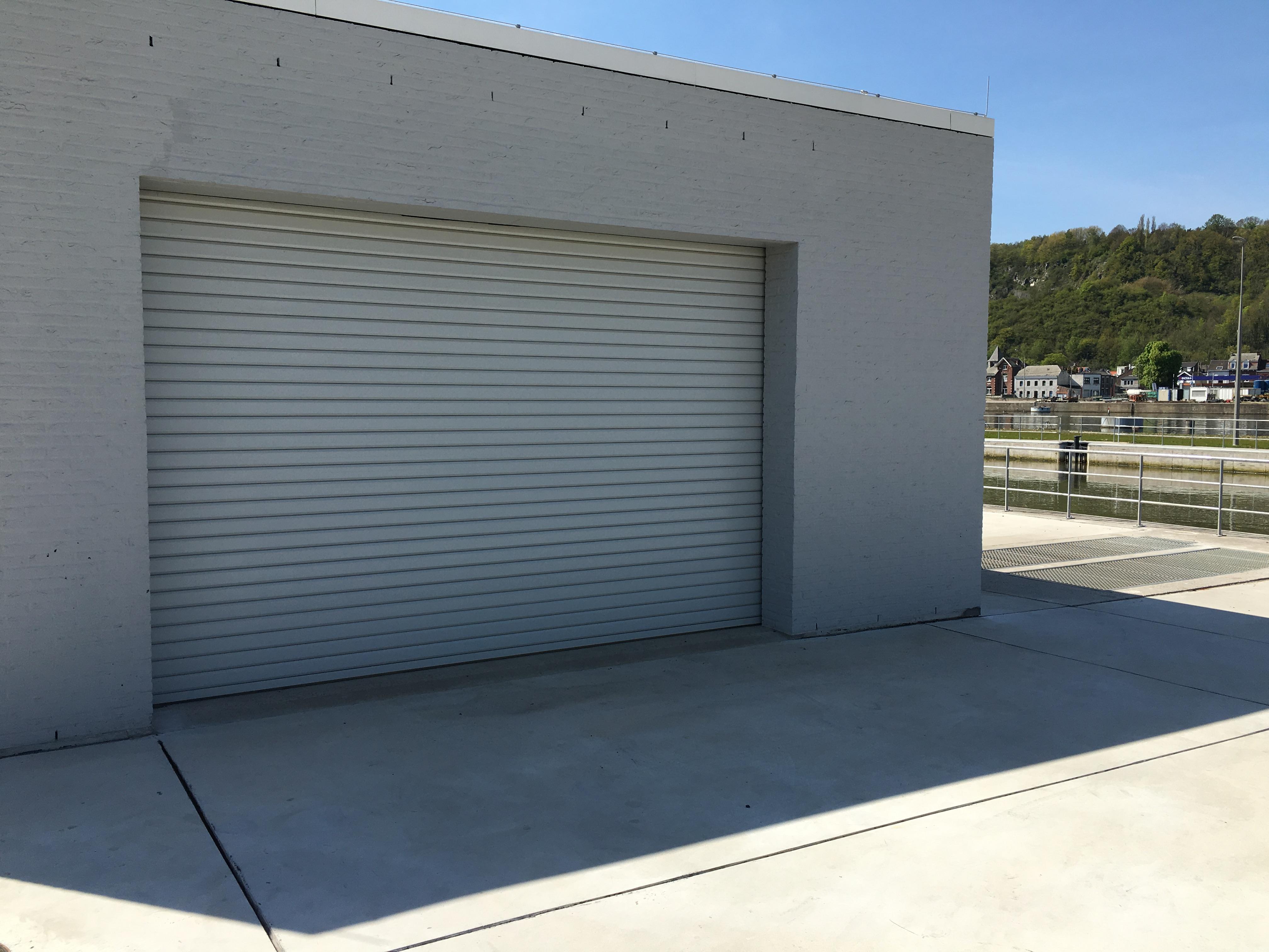 Porte de garage et volets - Lamoline chassis